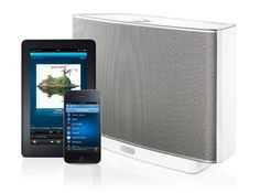 Sonos PLAY:5 All-in-One Wireless Music Player with 5 Integrated Speakers (S5, White) by Sonos, http://www.amazon.com/dp/B002S53LJ2/ref=cm_sw_r_pi_dp_R0bUqb1M7EE6X