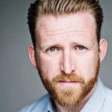 Tom Goodman-Hill, British Actor. I love his hair and beard.