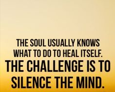 Attitude, Mindfulness, Healing, Thoughts, Consciousness, Ideas