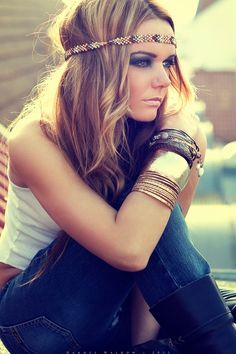 wide cuff and stacked bangles  #boho #chic by lacedxsugarpillxoxo