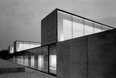 Vincent Van Duysen — Office building at Waregem