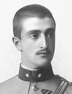 Ulrich of Württemberg (1877–1944)  youngest son of Duke Philipp of Württemberg and his wife Archduchess Maria Theresa of Austria-Teschen