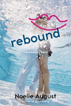 """""""Everything I want in a new adult, contemporary romance novel and series I have found in BOOMERANG and REBOUND!"""""""