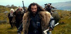 Thorin Oakenshield (Richard Armitage)