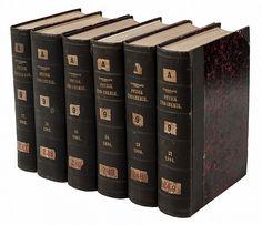 13 Early papers by Albert Einstein, in 8 vol. of Annalen der Physik...c.1902-1906