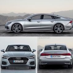 2019 Audi A7..simply gorgeous!