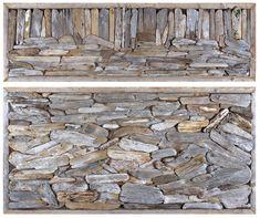 Recycled and Environmental Art of John Dahlsen Driftwood Assemblage by John… Driftwood Headboard, Driftwood Wall Art, Driftwood Beach, Driftwood Sculpture, Driftwood Crafts, Driftwood Ideas, Driftwood Furniture, Beach Bungalows, Environmental Art