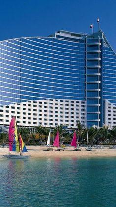 Amazing Snaps: Jumeirah Beach Hotel, Dubai | See more