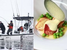 C100B Editor-in-Chief Jacob Richler is an avid fisherman and self-described West Coast Fishing Club addict. Which is why their annual DavidHawksworth & Friends Culinary Adventure that combines two of his favourite things has become a summer highlight.