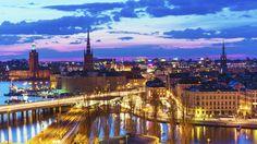 Stockholm, Nordens Venedig.