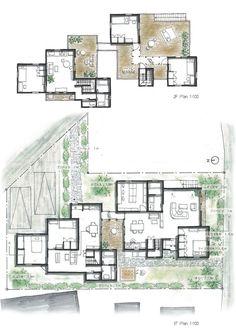 過去受賞作品 - 木の家設計グランプリ