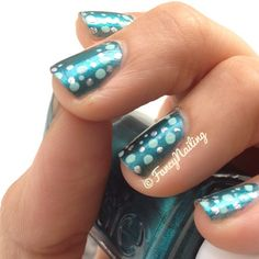 Hey guys, vote for this submission at @Refinery29's amazing #NailArtNation contest! Thnx!
