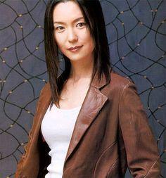 若村麻由美 Mayumi Wakamura Kamen Rider W, Japanese Girl, Beautiful Women, Leather Jacket, Actresses, Blazer, Womens Fashion, Lady, Model