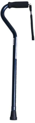 Offset Handle Fashion Canes ( CANE, OFFSET, BLUE ICE, ALUMINUM, 29-38IN ) 6 Each / Case by Med Industries. $169.90. (HCPCS Code:) Offset Handle Fashion Canes ( CANE, OFFSET, BLUE ICE, ALUMINUM, 29-38IN ) 6 Each / Case. Dimensions: Not Available ; Medlines cost-effective fashion canes act as mobility aids and fashion accessories. Colorful designs and unique patterns provide users the right cane for different occasions. Let customers get away from the institutional look of...