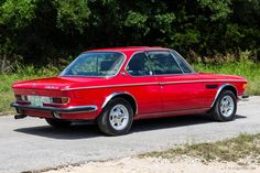 1972 BMW 3.0 CS • Petrolicious