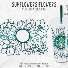Starbucks Venti, Starbucks Tumbler, Custom Design Shirts, State Outline, Tumbler Designs, Cricut Creations, Cricut Ideas, Layouts, Cups