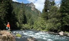Explore the North Umpqua Trail | Travel Oregon
