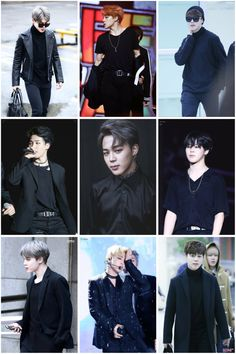 Chim Chim in all black kills me