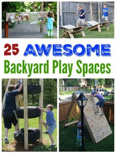 When You Have The Best Outdoor Toys For Kids Lying Around, Your Homeu0027s Yard  Can Transform From A Boring Lawn And Into A Fun Adventure Land. | Pinterest