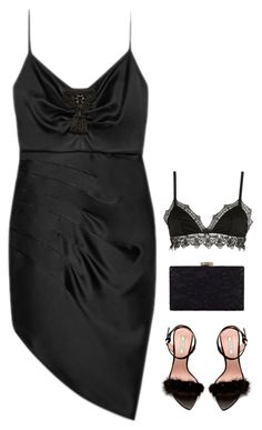 """Untitled #1392"" by streetyouth ❤ liked on Polyvore featuring Gucci, Nina Ricci, Chesca and Ermanno Scervino Lingerie"