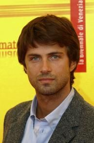 Kim Rossi Stuart - Italian actor with the most beautiful and intriguing eyes. Smitten after watching Romanzo Criminale.