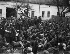 Срби иду у рат.У Нишу 1914.године. Serbia prepares for war, Nis 1914