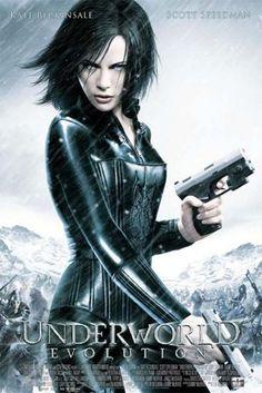 Anna. AKA Azrael, the Dark Angel psychopathic assassin   (Kate Beckinsale)