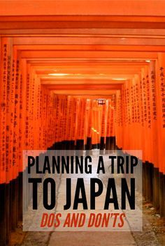 Are you planning a trip to Japan? Here are the dos and don'ts to follow to help you make the most of your time in this crazy and wonderful country.