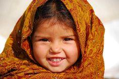 Little Pakistani girl. Photo of the Week (by UNICEF Pakistan)