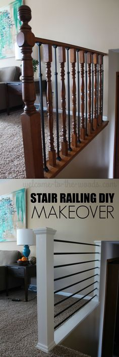 Best 348 Best Staircases Images In 2020 Staircase Makeover 400 x 300