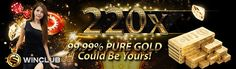 99.99% PURE GOLD GIVEAWAY   220x PURE GOLD COULD BE YOURS! THE MORE YOU PLAY, THE HIGHER CHANCE TO WIN