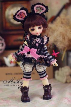 Mickey_1/6 YOSD Size_AMORS OUTFIT_5STARDOLL