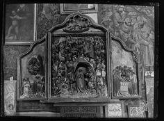 Retablos flamencos esculpidos en España - Albayalde - Galería
