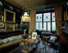 Edward Linley Sambourne (4 January 1844 – 3 August 1910) Morning room, 18 Stafford Terrace London