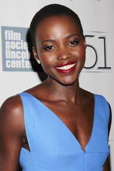 | NYFF | Lupita Nyong'o on the carpet at the New York Film Festival's screening of 12 YEARS A SLAVE