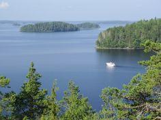 This looks so peaceful! Linnansaari National Park. Photo: Metsähallitus/Anne Pyykönen Finland
