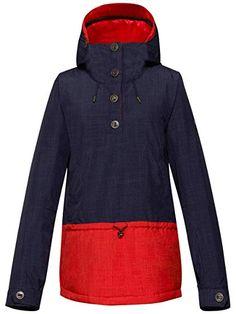 fb5d9fa0853f Roxy Parima Jacket - Women s Peacoat