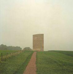 Peter Zumthor – Cappella di Bruder Klaus – Mechernich