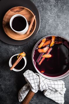 This mulled wine is wonderful drink to serve at a party. It's warm, cozy, boozy and it will make your whole house smell like Christmas. Did we mention, boozy?