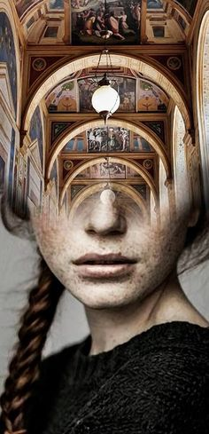 Surreal pieces of Art by Antonio Mora