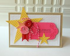 love Danielle Flanders...I want card making lessons!