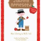 This is a 30 page Johnny Appleseed and Apple Unit.  Included in this unit are:Writing Craftivity (with 3 Prompts)2 Emergent ReadersNonsense