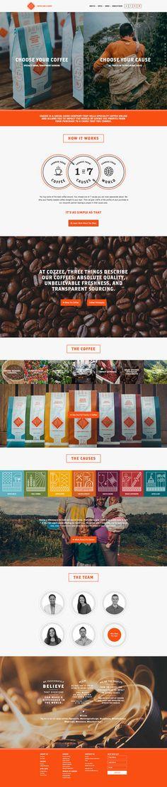 Cozzee Coffee on Behance