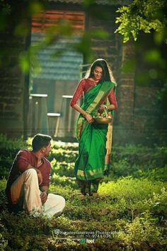Pre Wedding Poses, Wedding Couple Photos, Pre Wedding Photoshoot, Wedding Shoot, Kerala Wedding Photography, Wedding Couple Poses Photography, Girl Photography Poses, Nature Photography, Cute Love Pictures