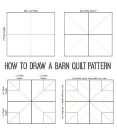 Einfache DIY Barn Quilt Square - Scott Family Homestead Source by kathyjodavis Quilt Square Patterns, Barn Quilt Patterns, Pattern Blocks, Square Quilt, Square Art, Quilting Patterns, Hand Quilting, Easy Woodworking Projects, Diy Wood Projects