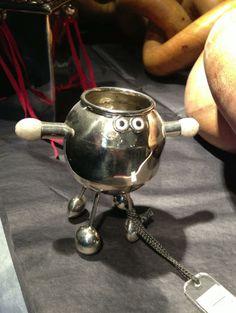 Unique silver mate #etcmiami