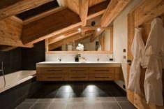 Luxury Chalet Norte nestled in the Swiss Alps