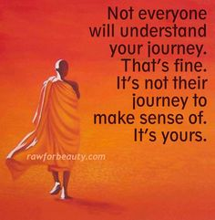 it's your journey..