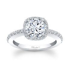 2292cae557d0b 701 Best Halo Engagement Rings images in 2018 | Halo rings, Wedding ...