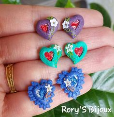 Coricheddos Earrings #rorysbijoux